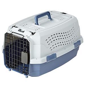 AmazonBasics Two-Door Top-Load Pet Kennel