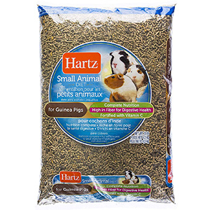 Hartz Guinea Pig Small Animal Food Pellets