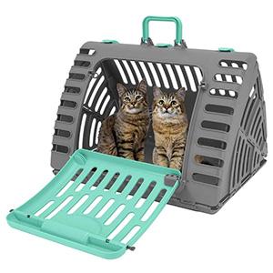 SportPet Designs Foldable Travel Cat Carrier