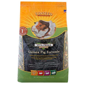 Sun Seed Vita Prima Sunscription Guinea Pig Food