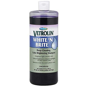 Farnam Vetrolin White n' Brite Deep-Cleaning Shampoo