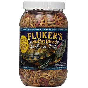 Fluker's Buffet Blend Aquatic Turtle Food
