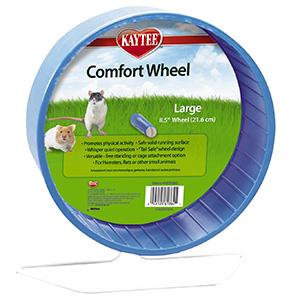 Kaytee 8.5-inch Comfort Wheel