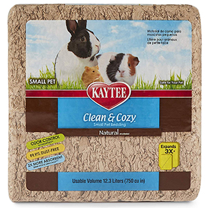 Kaytee Clean and Cozy Natural Small Animal Bedding