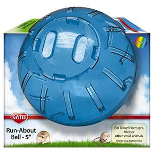 Kaytee Dwarf Hamster Mini Run-About Exercise Ball